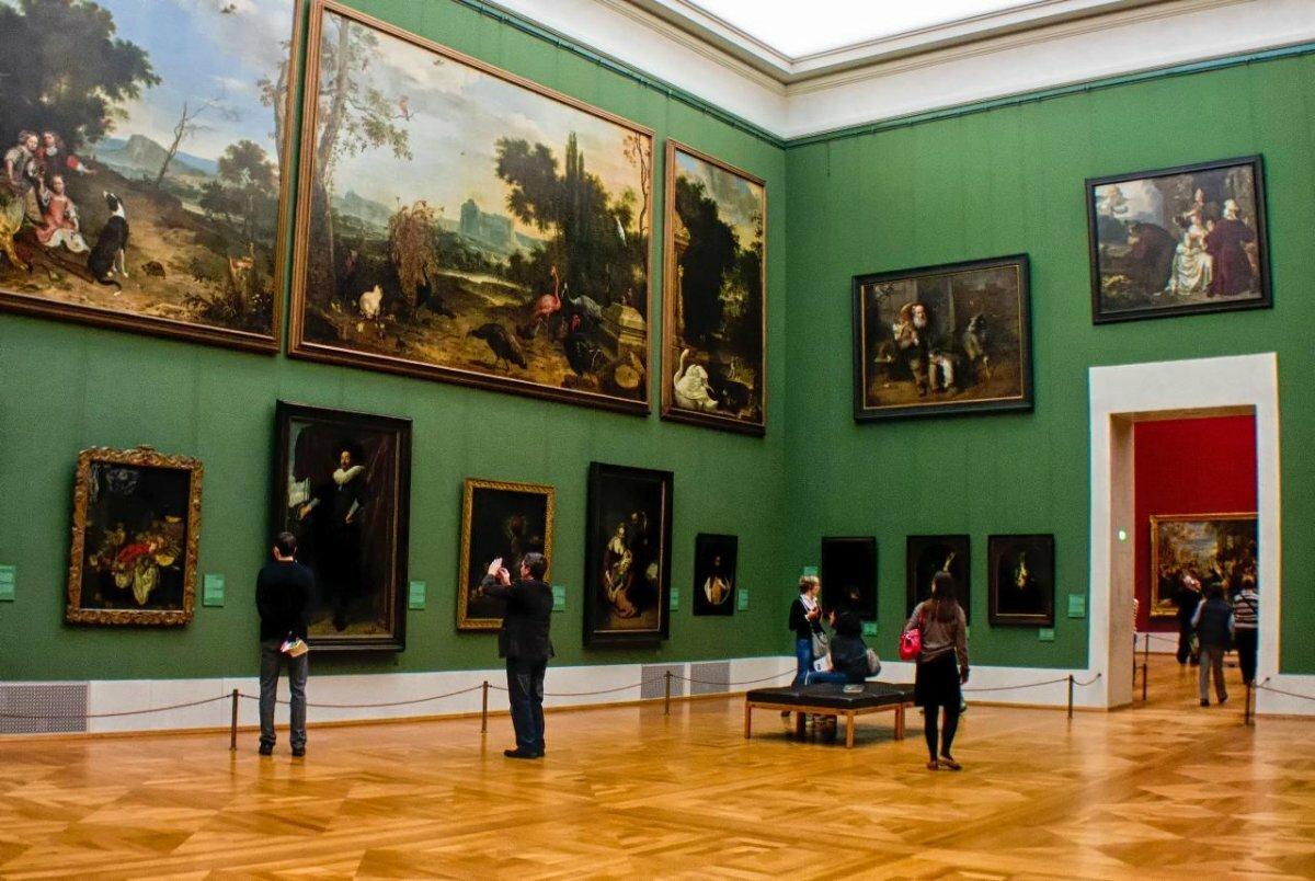 образом, картинки художественный музей человек мира, данный