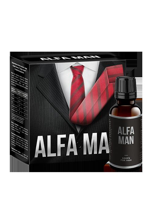 Alfa Man для потенции в Калуге
