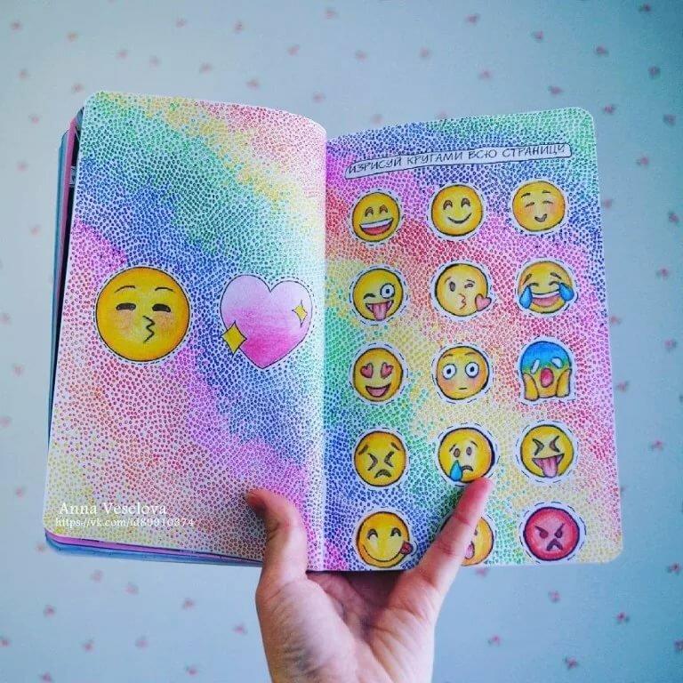 идеи для оформления личного дневника внутри картинки нашли мёртвую осу