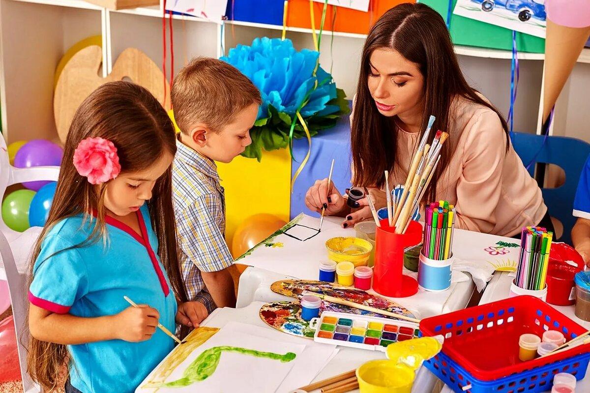 Картинки с воспитателями