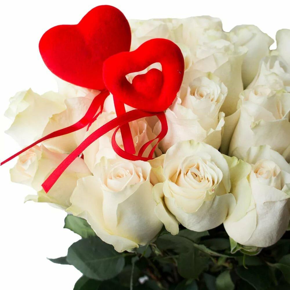 Красивую картинку цветы для девушки