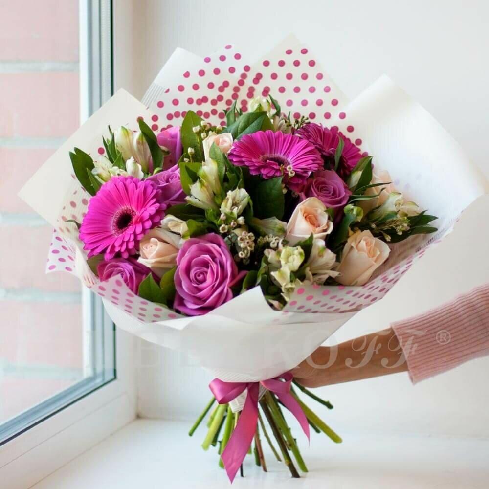 Букет цветы дешево, цветов брянскую
