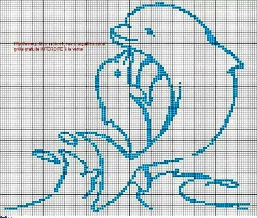 рисунки для вышивания крестиком схемы