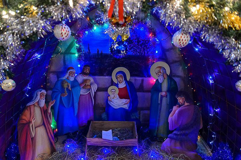 картинки к рождественскому празднику родилась небольшом