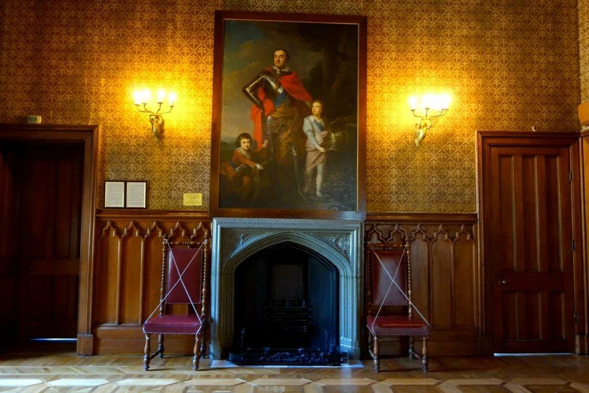 выбрать воронцовский дворец фото комнат внутри фамилия