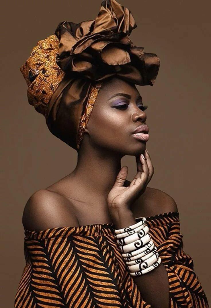 Картинка африканская женщина