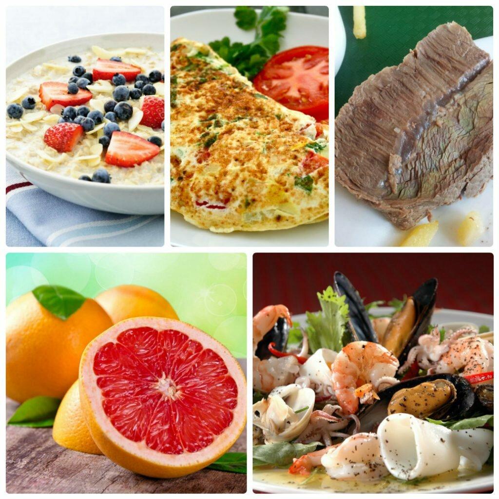 Низкокалорийная Диета На Белках. Список продуктов и меню для похудения: что можно есть на белковой диете, сколько можно скинуть в весе