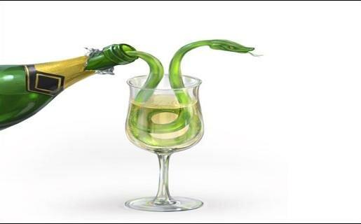 зеленый змий алкоголь картинки ограничен