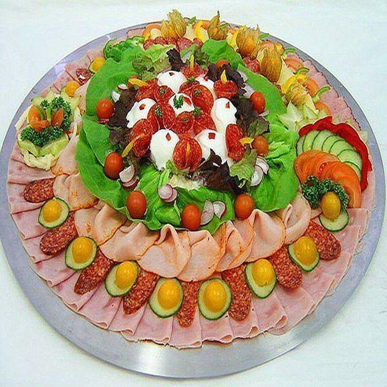 Оригинальные блюда для праздничного стола с фото