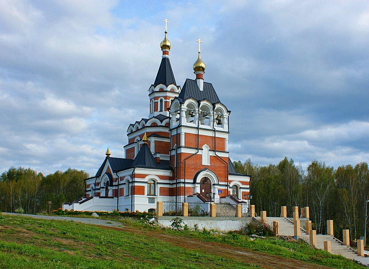 коллега, фото монастыри новосибирской области здесь