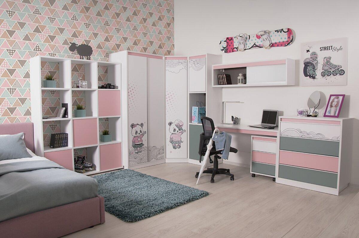 Детская мебель для девочки картинки