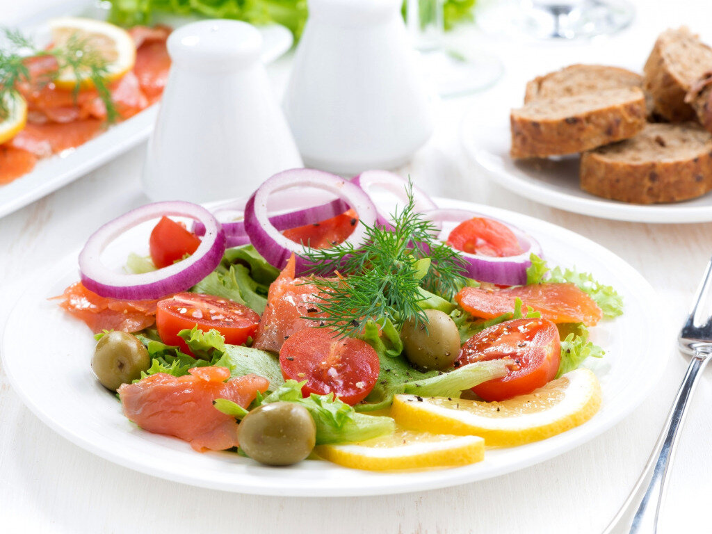 Картинки блюда тарелки с едой