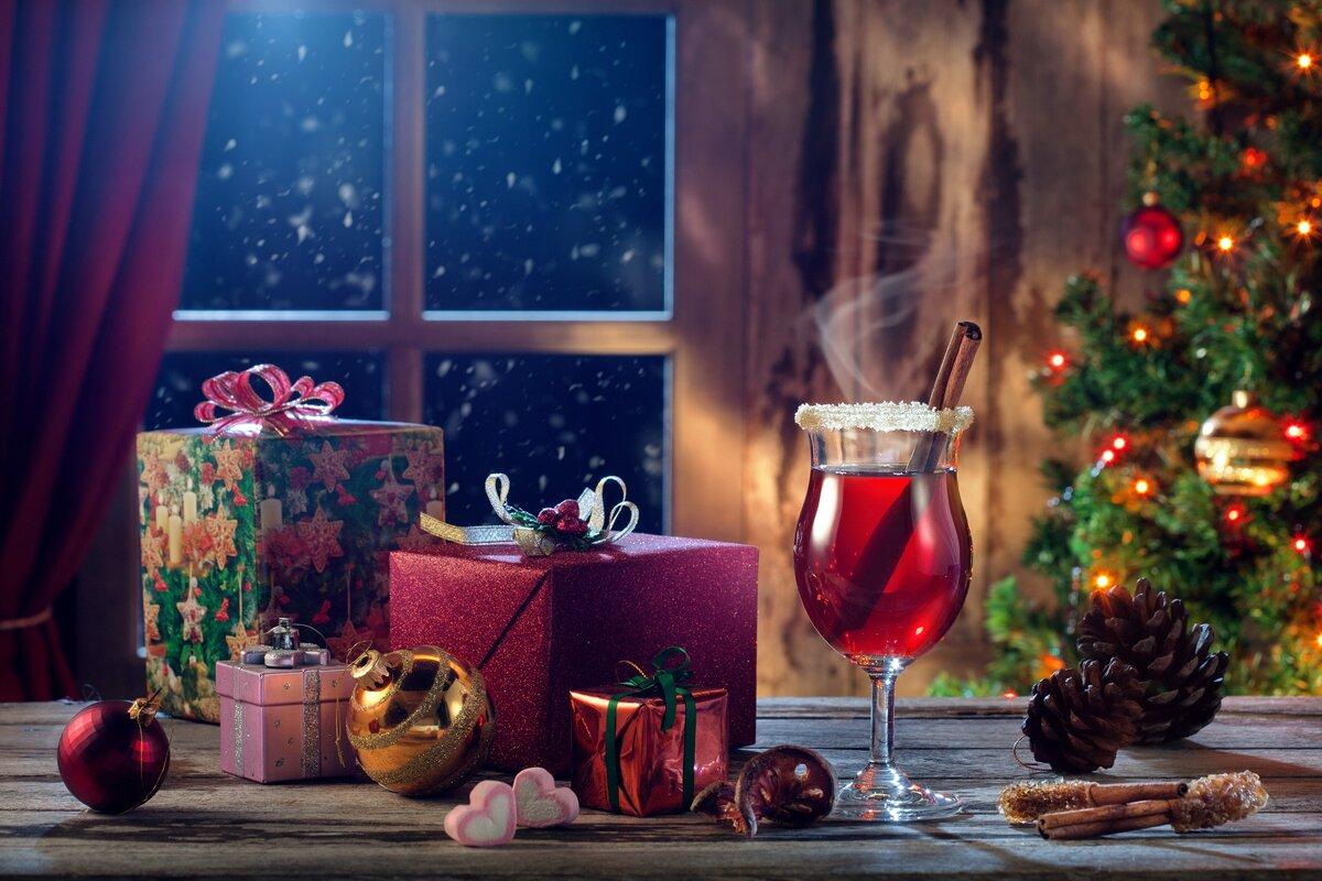Картинки новогоднего праздничного настроения, елочные