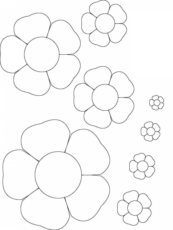 Открытки, заготовки цветов для открыток