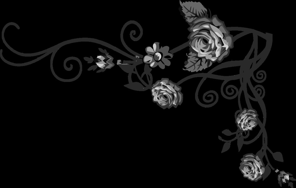 День, красивый черно белый фон для открытки