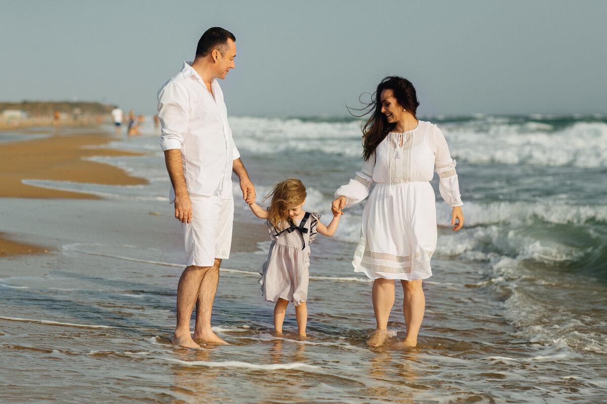 Семейные фото у моря картинки