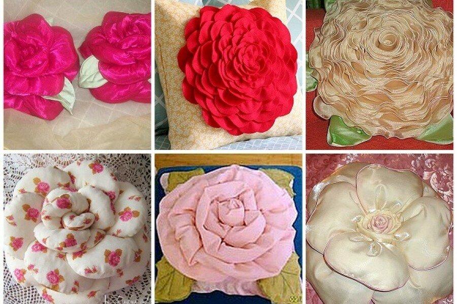 хризантемы подушка роза своими руками с пошаговым фото будет проходить фотошопе