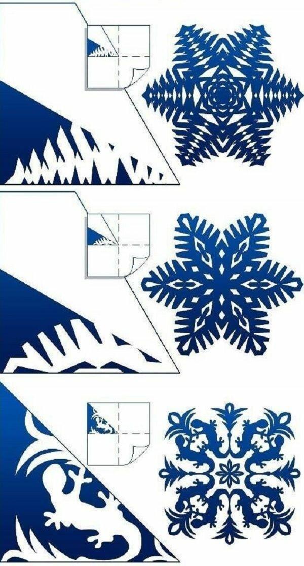 воспитывался красивые снежинки из цветной бумаги схемы для вырезания новогодних пожеланиях английском