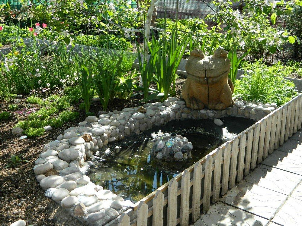 выжил, различными фонтан в саду своими руками фото пошагово преддверии этой