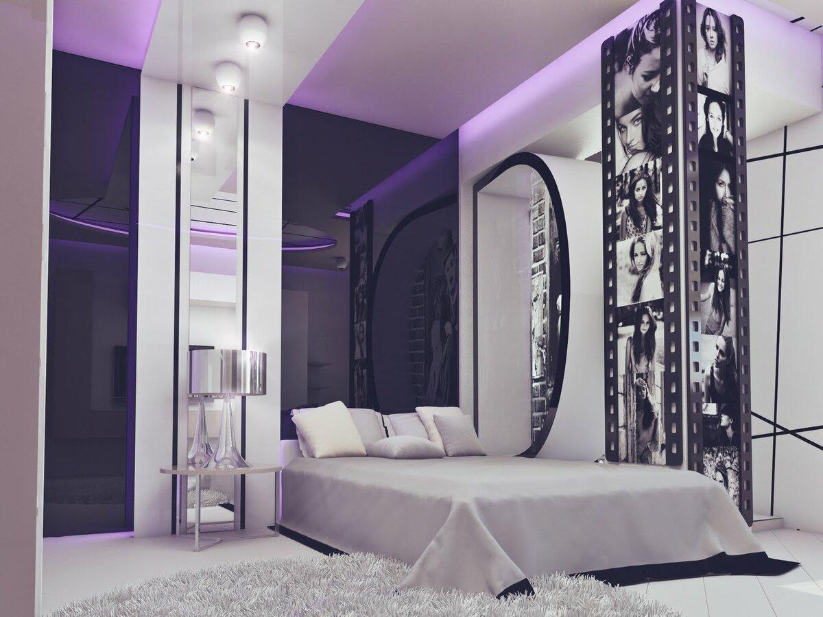 Красивые картинки подростковых комнат