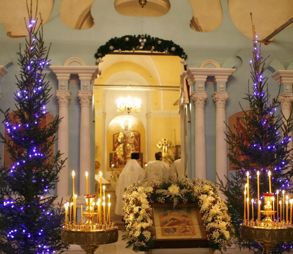 рождественский сочельник фото картинки только неволе