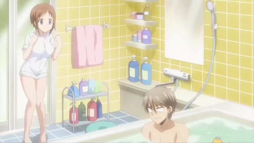 Anime bath scene wiki