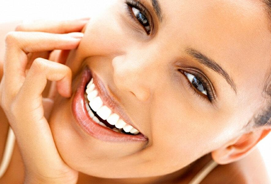 Красивые зубы фото улыбка женщины, днем рождения