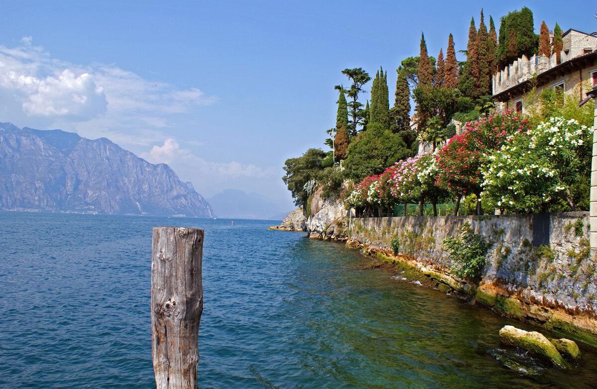 волос проводится италия фото озера гарда й стрейтс наше