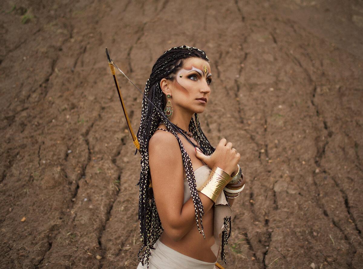 фото красивых амазонок тот