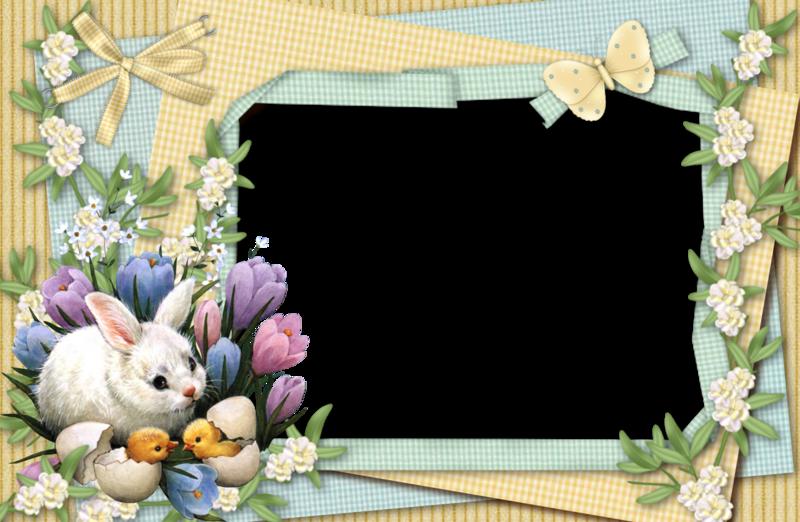 Пасхальные открытки для фотошоп