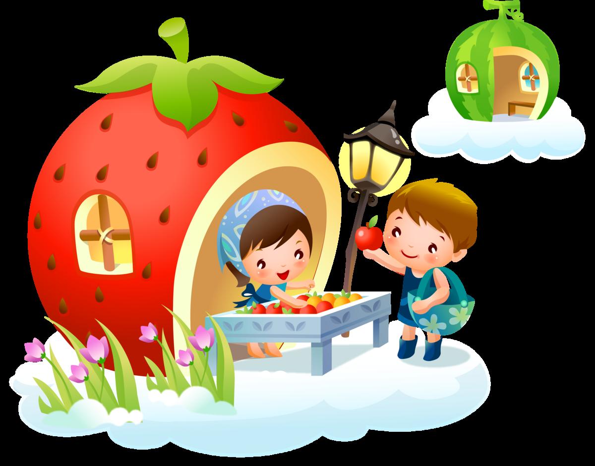 Для детского сада картинки в векторе