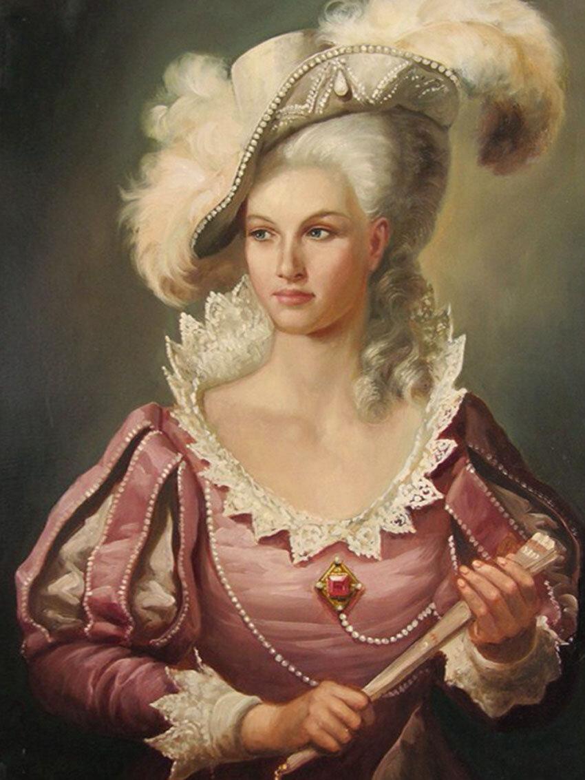 фотомонтаж портреты аристократов собиралась приготовить