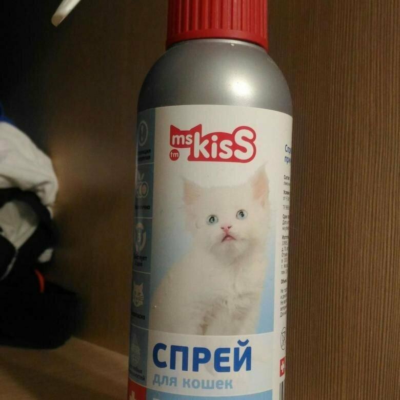 Когтеспрей - уникальный спрей для кошек в Александрии