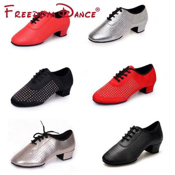 2063d763 2018 танцевального Обувь Костюмы для бальных танцев Туфли для латинских  танцев для Для женщин 4 см