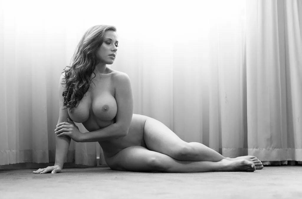 Naked girl large size #7