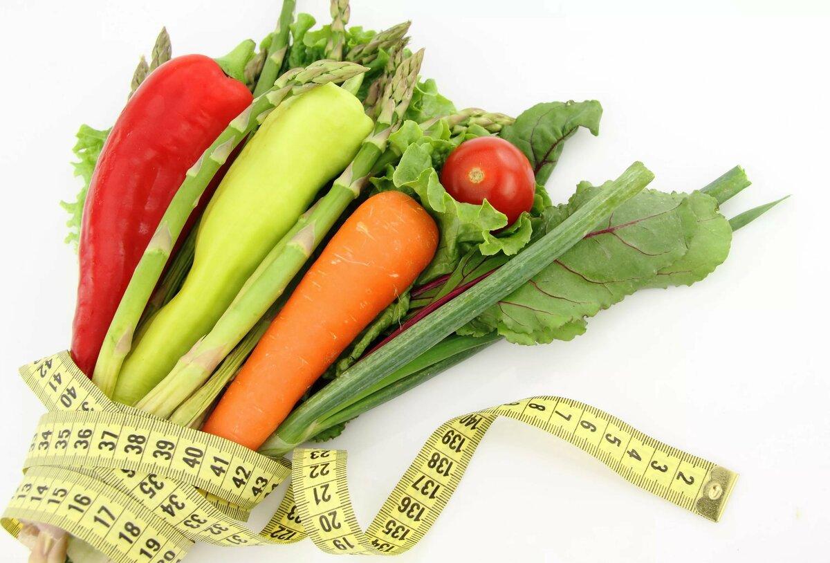Овощная диета на 5 дней для похудения