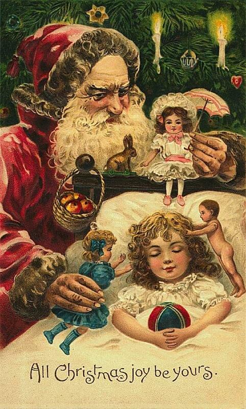 История рождественских открыток в сша, днем рождения