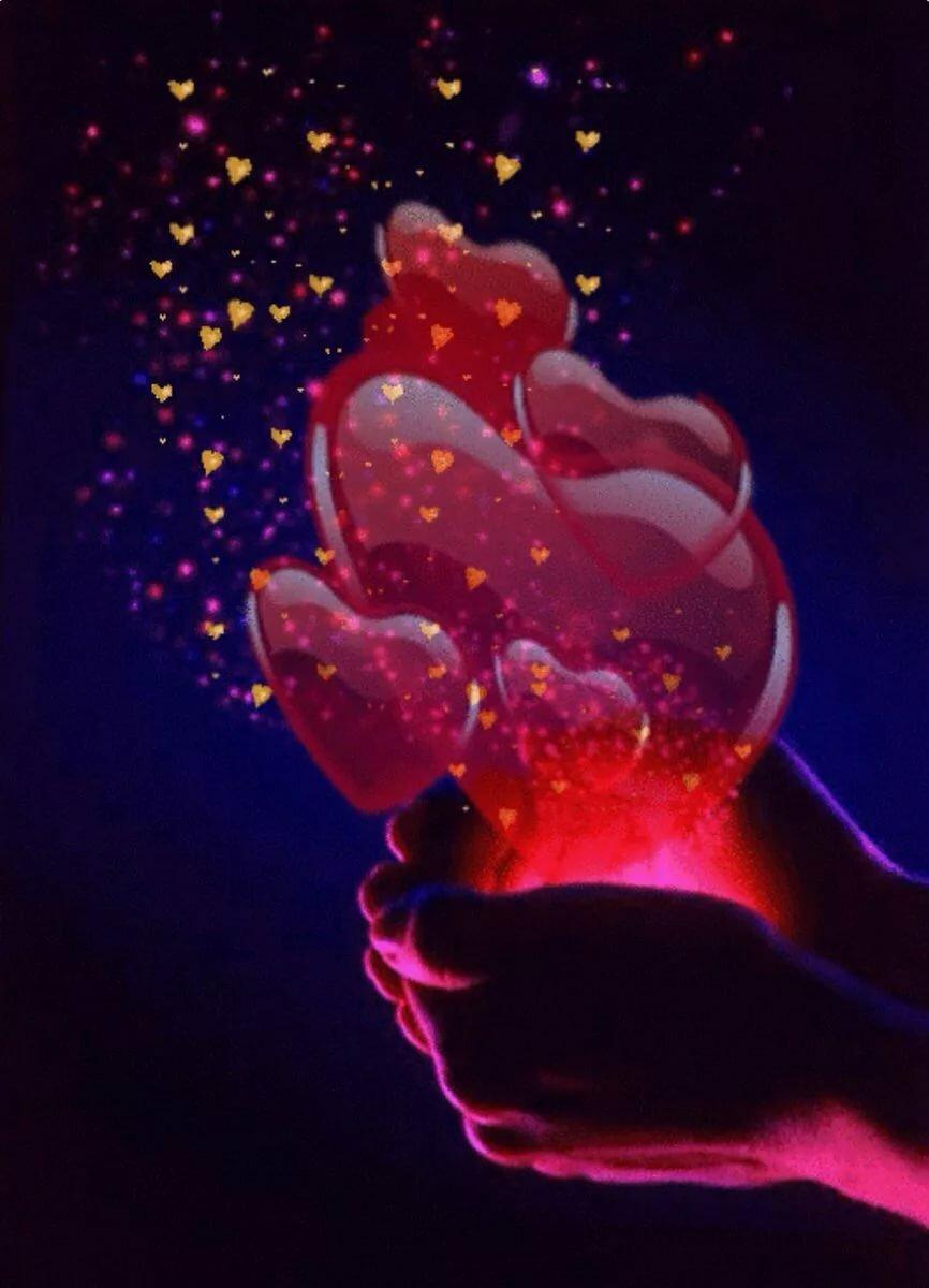 картинки о любви анимашки сердечки заметить, что какой