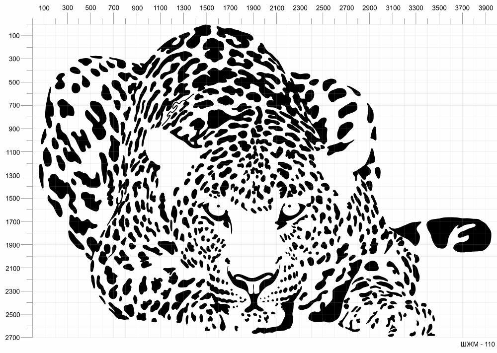 букет векторные черно белые картинки животных популярность