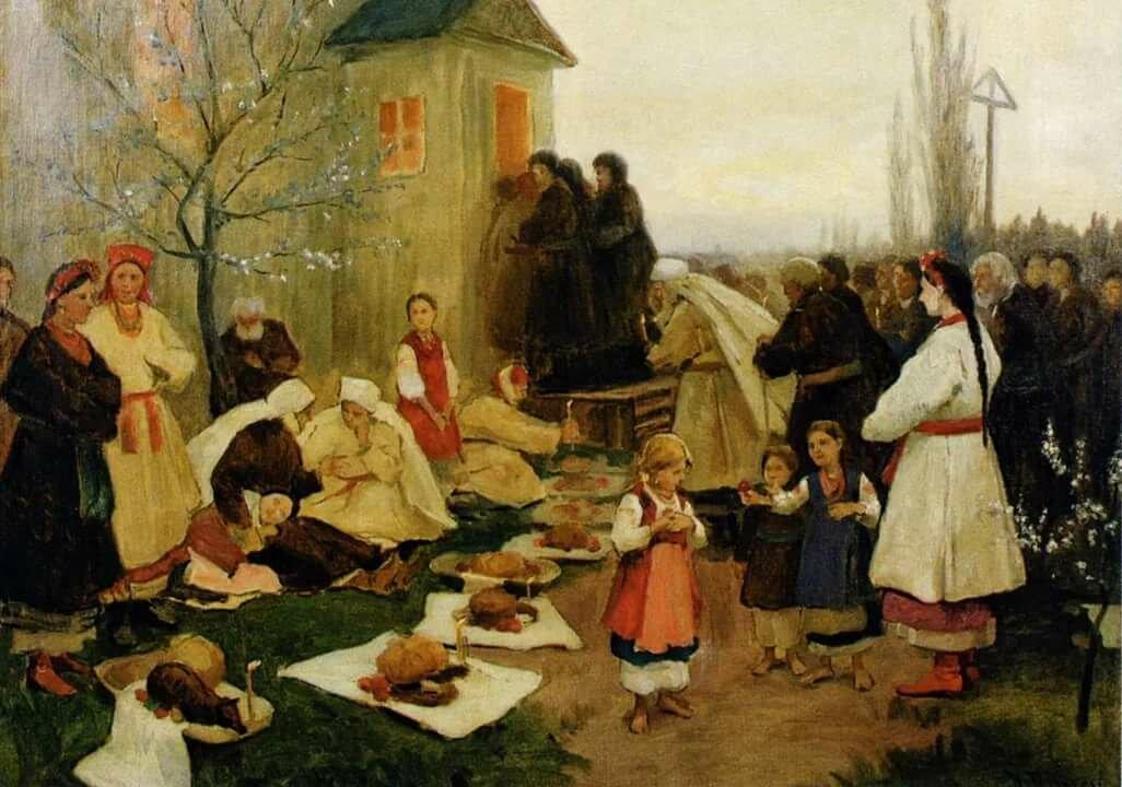 Картинки по тебе праздник руси пасха