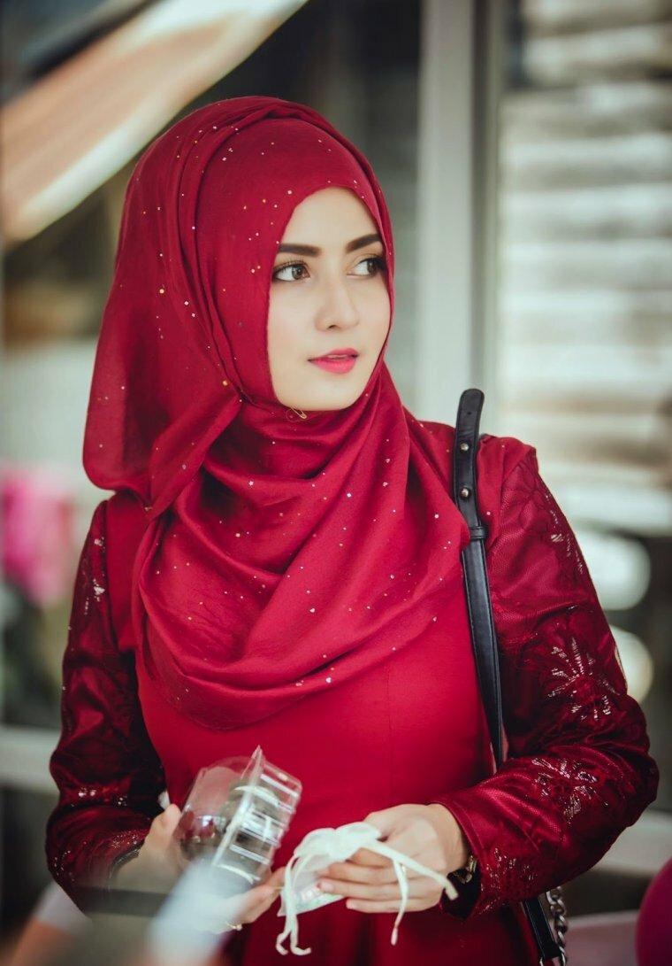Яндекс картинки девушки хиджабе