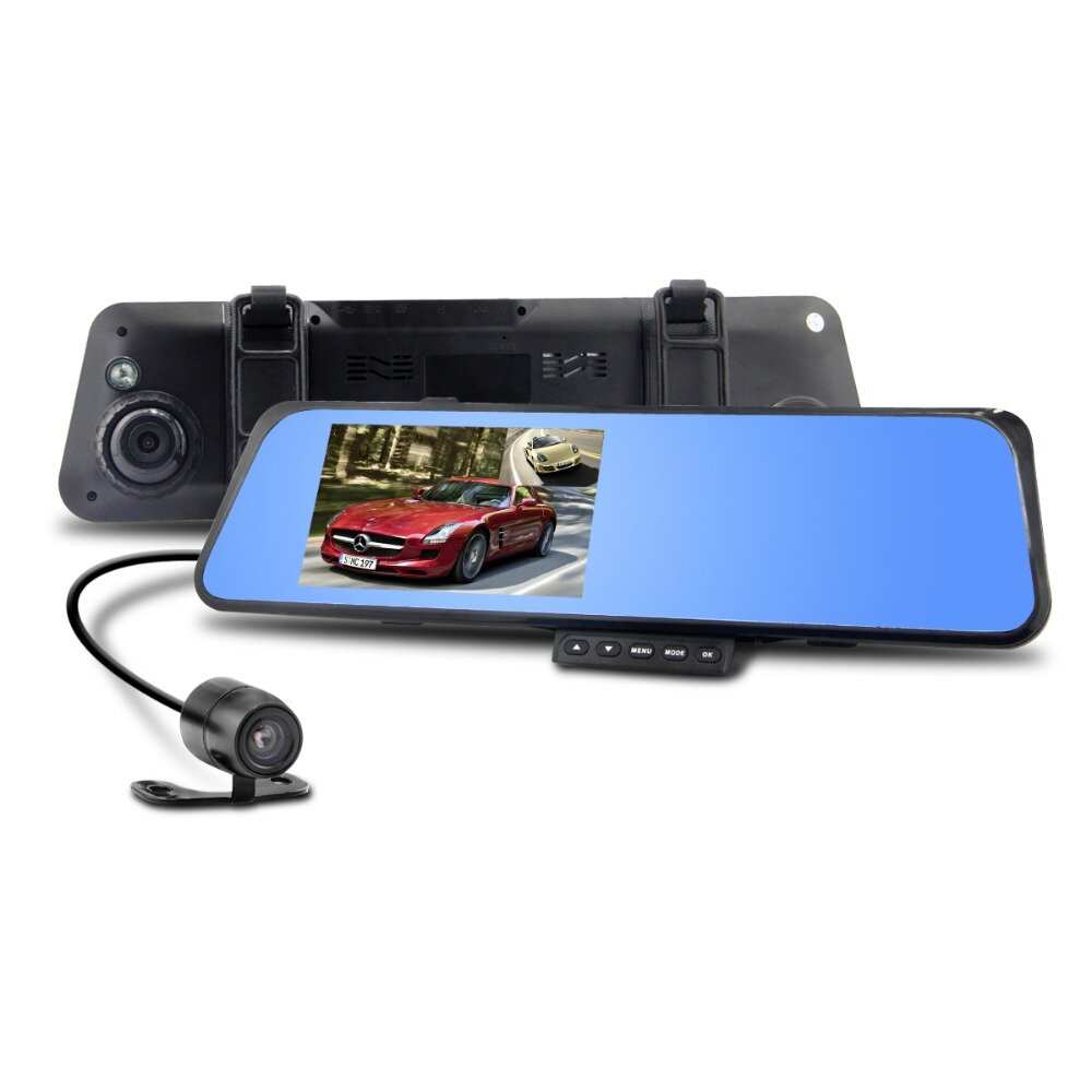Car DVR mirror - видеорегистратор в Каргополе
