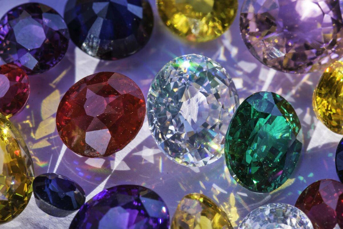 фото драгоценных камней в хорошем разрешении