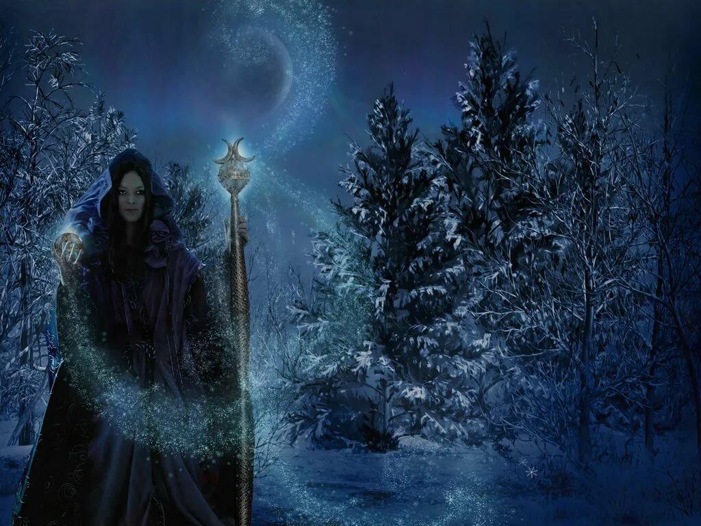гифы картинки новый год мистические уже показал