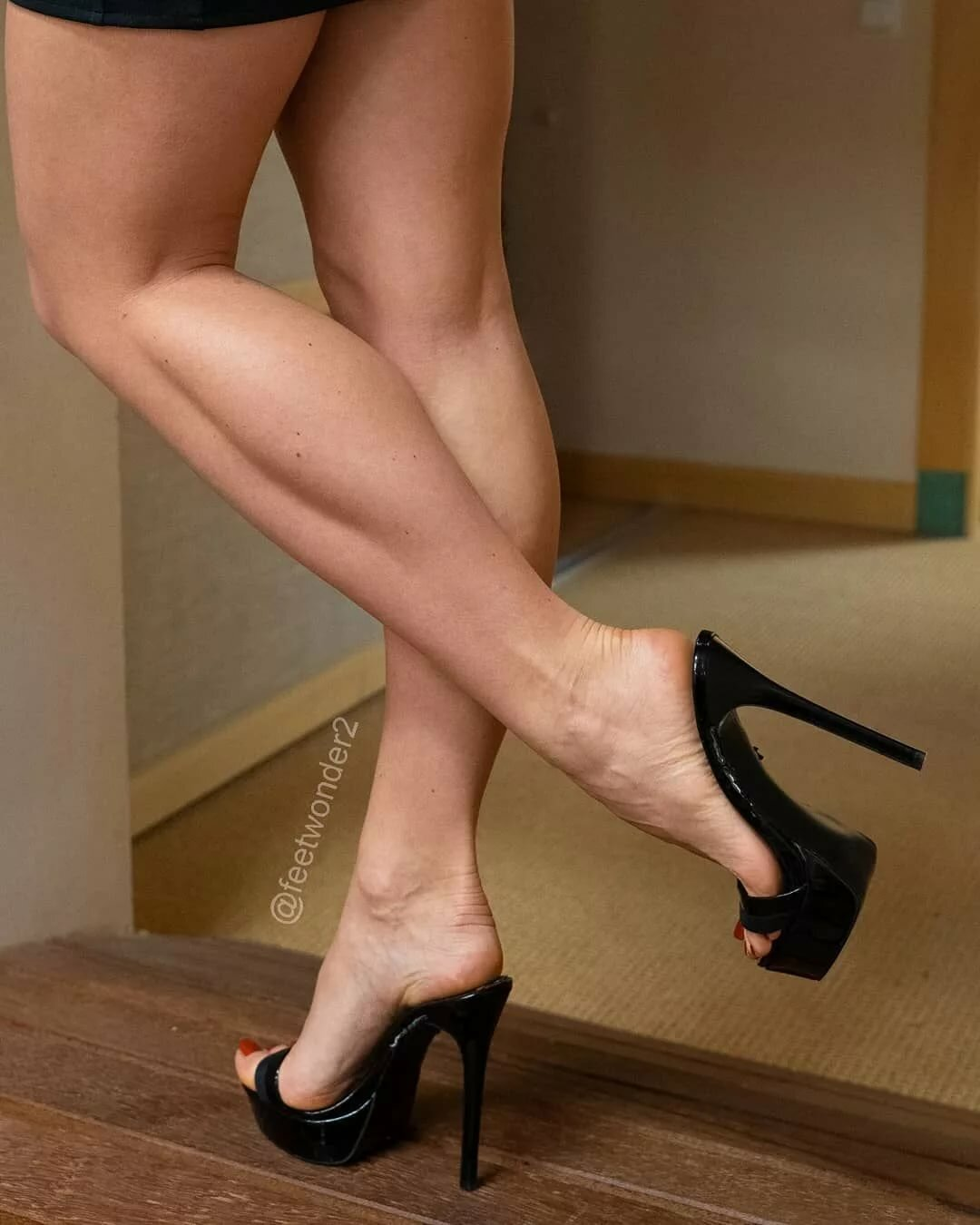 Sensuality sensual sexy woman girl model legs feet barefoot sitting