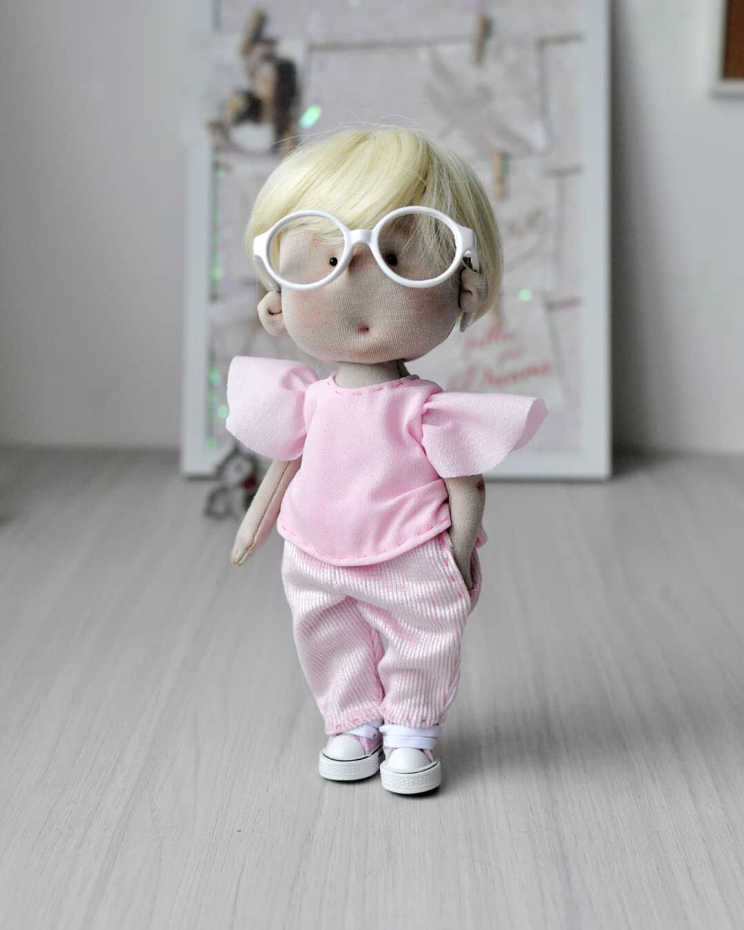 Должна ли девочка играть в куклы?