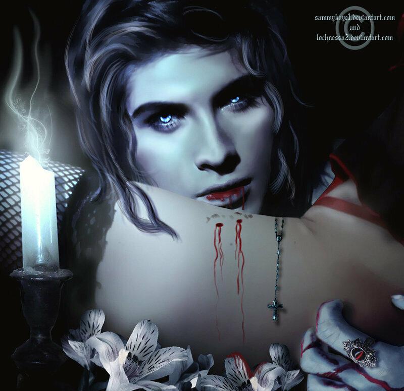 Вампиры и все что с ними связано картинки
