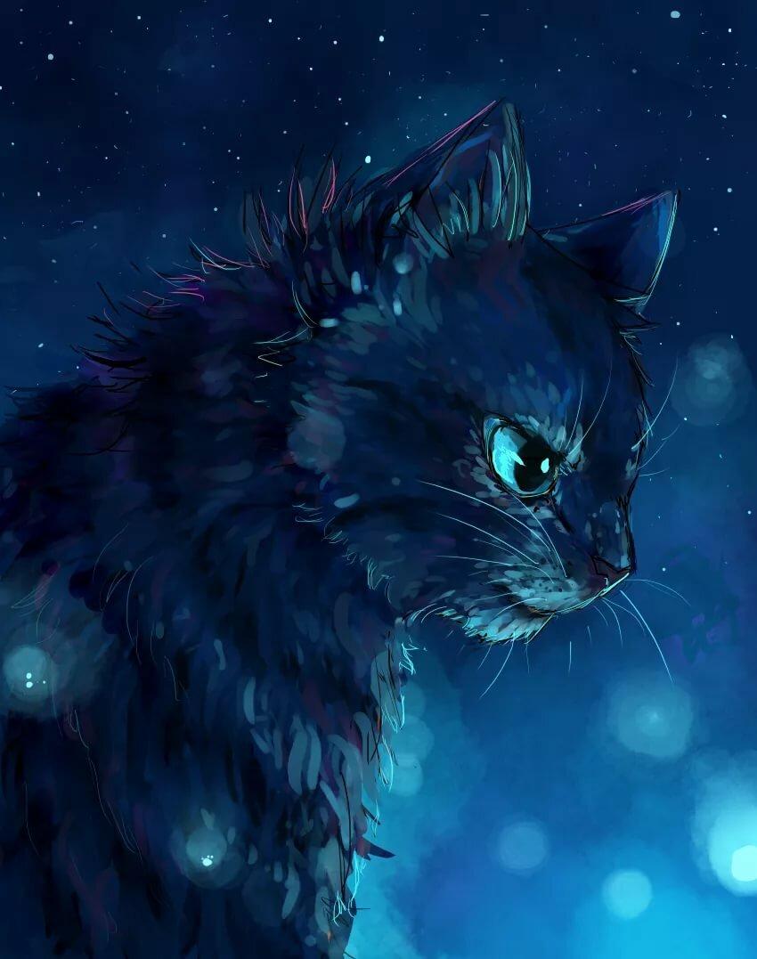 Крутые картинки котов воителей на аву, пресвятой