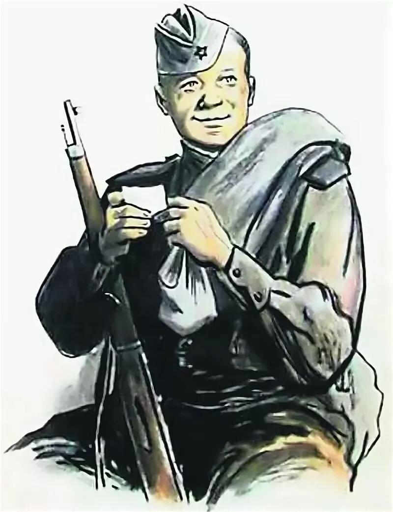 представлено картинка солдата героя в поэме вкус напитков кажется