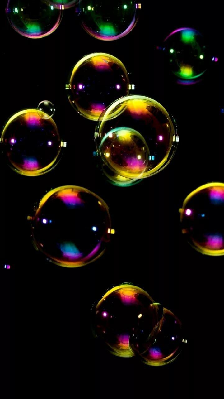 Картинка мыльные пузыри анимация, день рождения